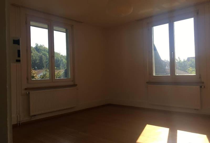 Zu vermieten in Kirchberg (BE) 4 Zimmer Altbauwohnung (2)