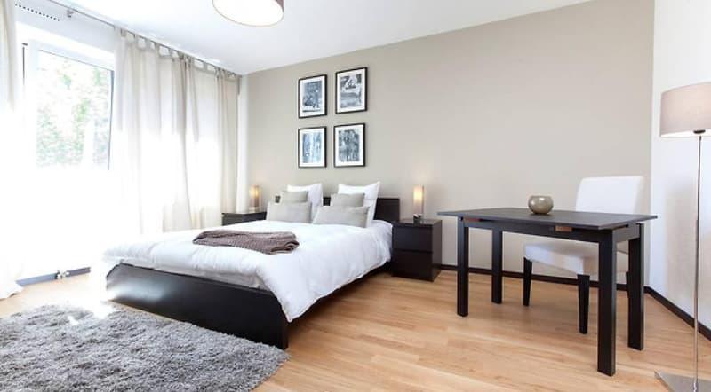 Appartement lumineux et stylé proche de la ville (205) (2)