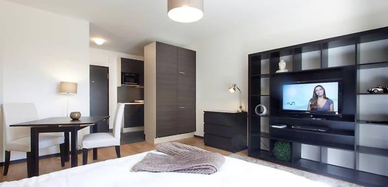 Appartement lumineux et stylé proche de la ville (205) (3)