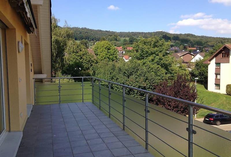 Wunderschöne 5.5 Zimmer Dach-Maisonette Wohnung (5)