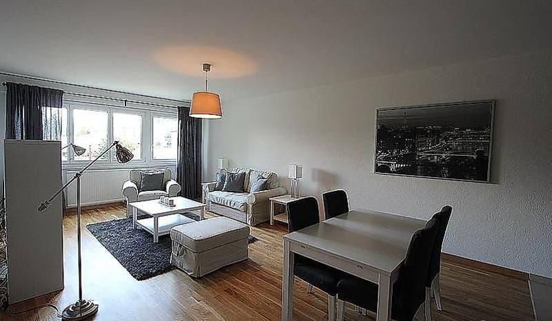 (206) 2,5 pièces meublé Avenue Louis-Casaï à Genève Cointrin (1)