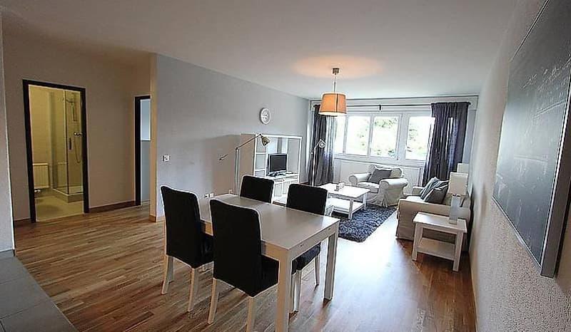 (206) 2,5 pièces meublé Avenue Louis-Casaï à Genève Cointrin (2)