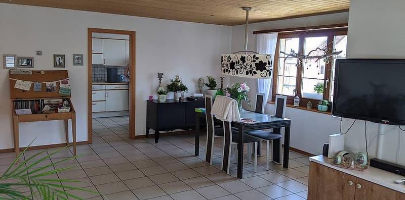 4 ½ Zimmer-Wohnung, an ruhiger Top Lage, in schöner Umgebung (1)