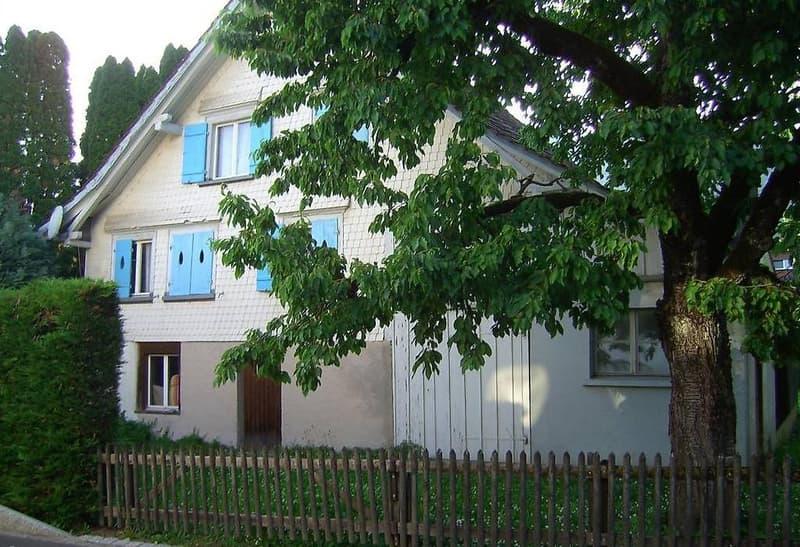 Charmantes Einfamilienhaus mit Umschwung (1)