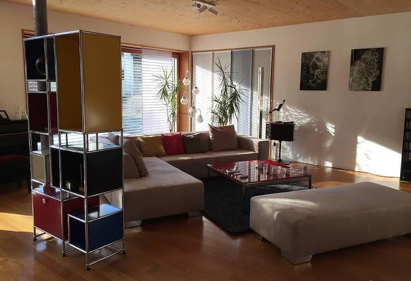 Grosszügiges 4 1/2 Zimmer EFH in Recherswil (neuer Preis!) (2)