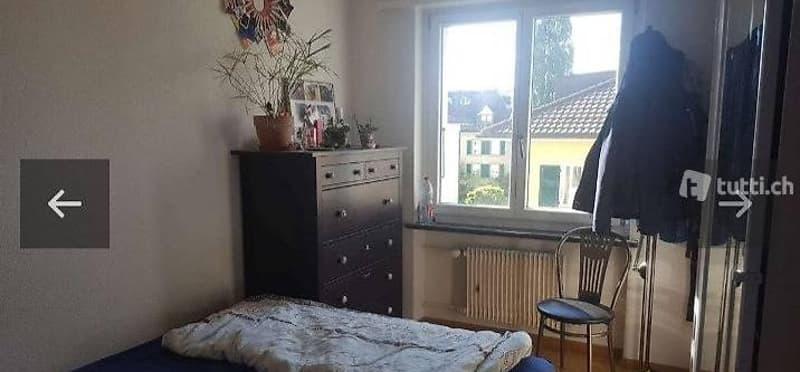 3.5 Zimmer-Wohnung mit Balkon (2)