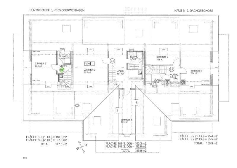 Attraktive Dachwohnung mit toller Aussicht! (11)