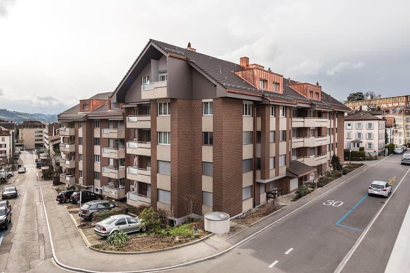 Auto-Box in St. Gallen (1)