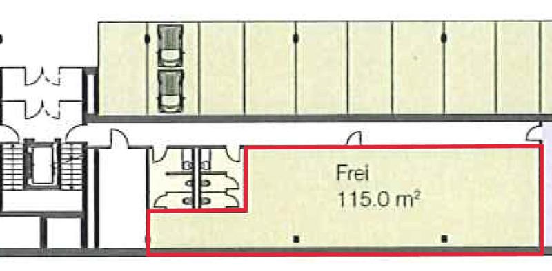 Lager 115.00 m2
