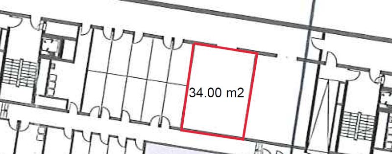Lager 34.00 m2