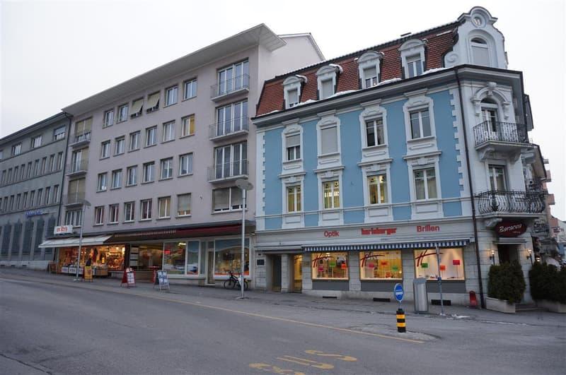 Gebäude Aussenansicht