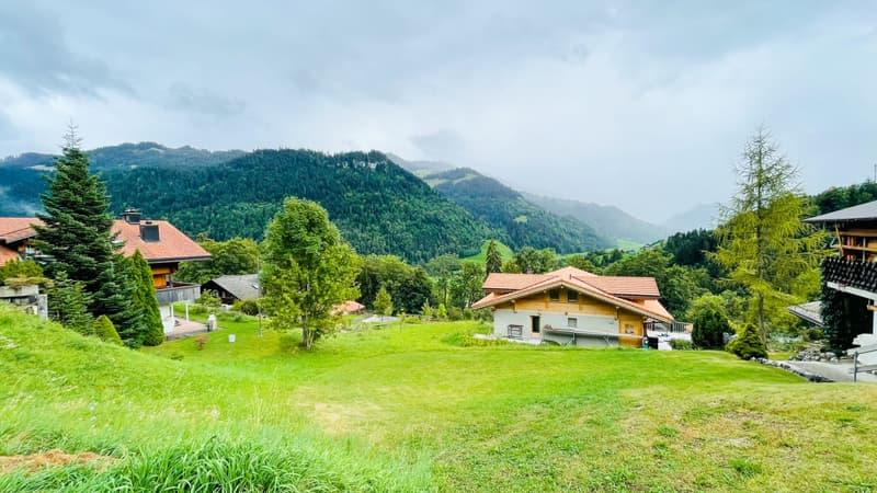 Erschlossenes Bauland an naturverbundener Lage (1)