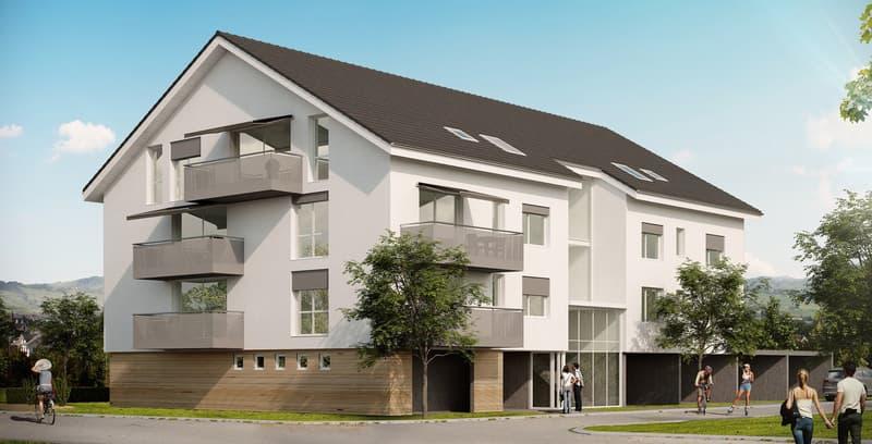 Möblierte, helle und top moderne Wohnung! (1)