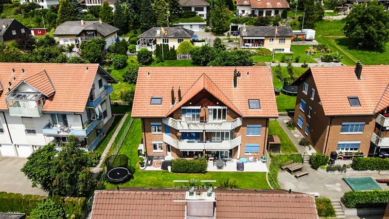 Wohnen in den Dächern von Meinisberg (2)