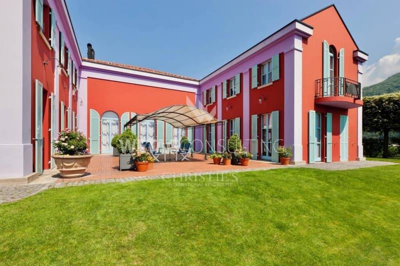 Herrschaftliche Villa in Bellinzona mit Aussicht ins Grüne zu verkaufen (10)