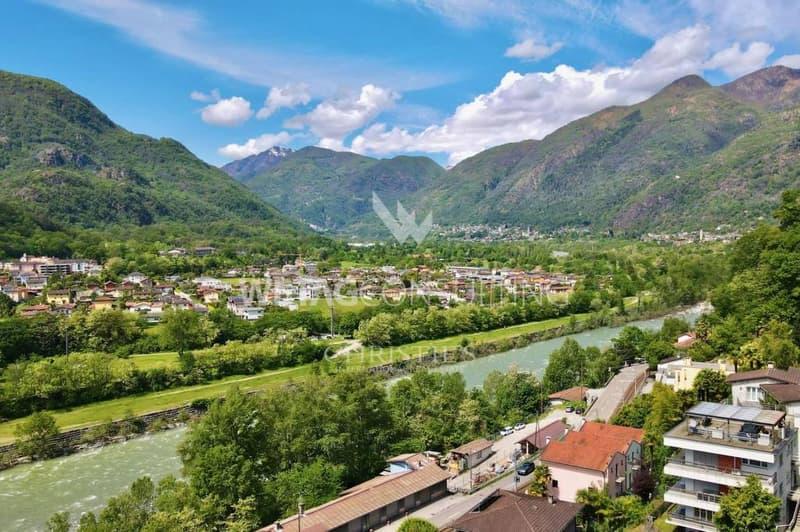 Schönes Bauland in Solduno mit Panoramablick zu verkaufen (1)