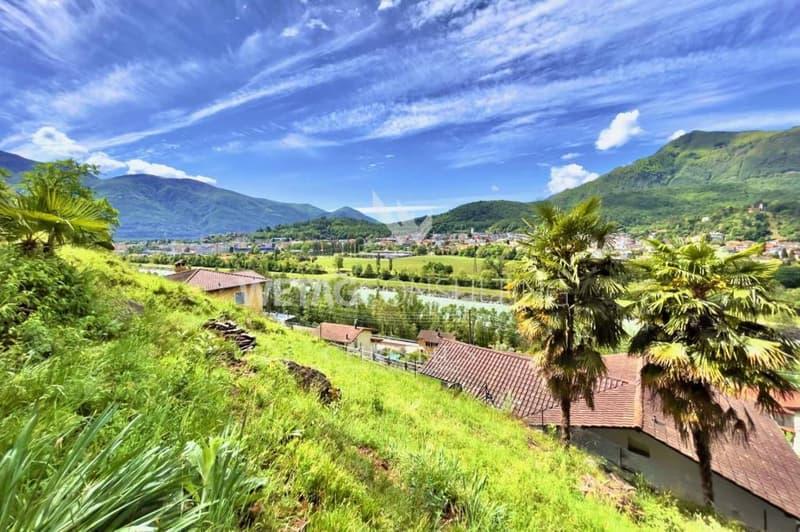 Schönes Bauland in Solduno mit Panoramablick zu verkaufen (10)