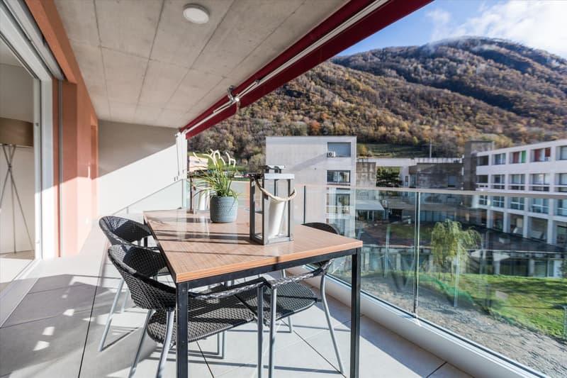 Balcone/terrazza/posto a sedere