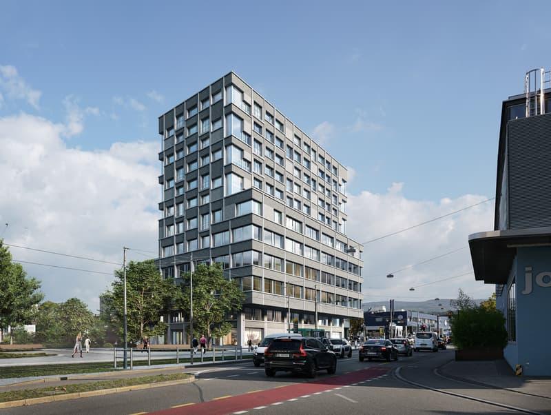 """Top Lage, Top modern - """"SYD""""-Basel Ihr neues Büro im Dreispitz (1)"""