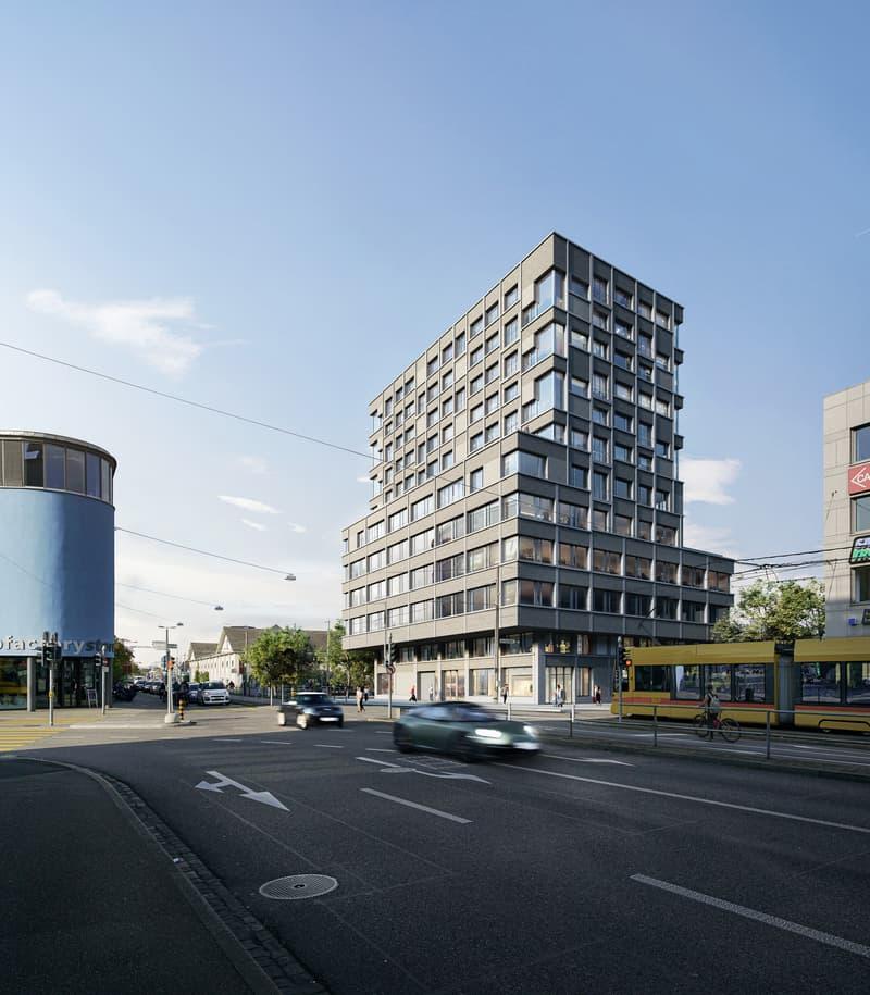 """Top Lage, Top modern - """"SYD""""-Basel Ihr neues Büro im Dreispitz (2)"""