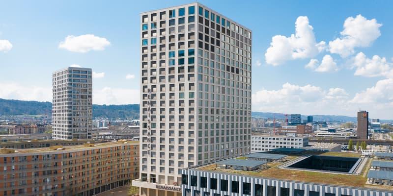 Eigentumswohnung - 8005 Zürich