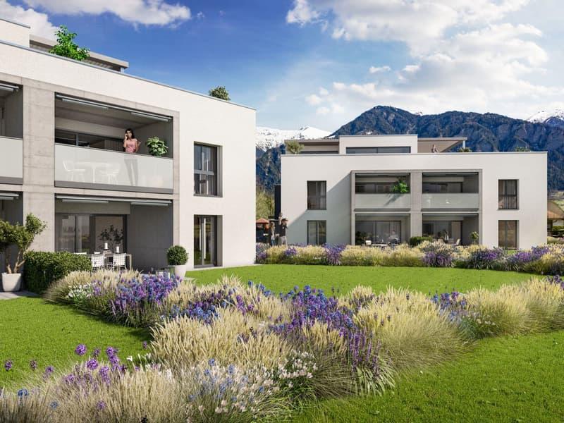 3.5-Zimmer-Wohnung ¦ Neubau Schellenberg, Cazis (2)