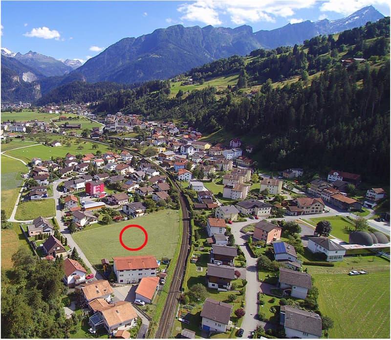 3.5-Zimmer-Wohnung ¦ Neubau Schellenberg, Cazis (9)