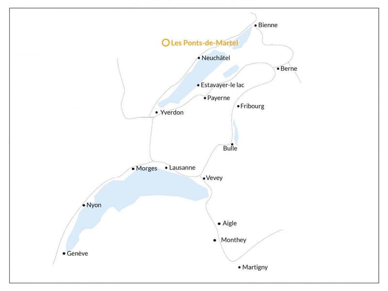 Les Ponts-de-Martel
