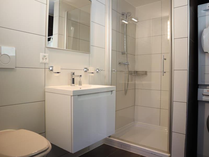 Spacieuse salle de bains
