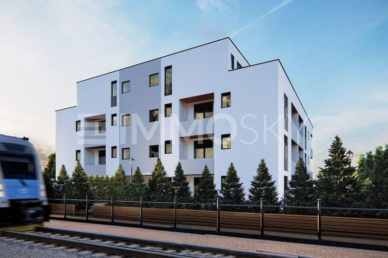 17 Neubauwohnungen