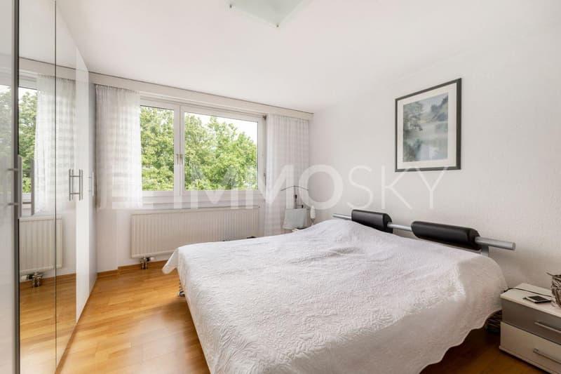 Echtholzparkett in allen Zimmern für Ihr Wohnkomfort