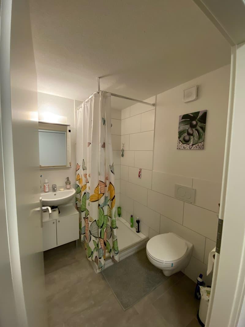 Vollausgerüstetes, möbliertes WG-Zimmer mit TV / Internet (Zimmer 505) (2)
