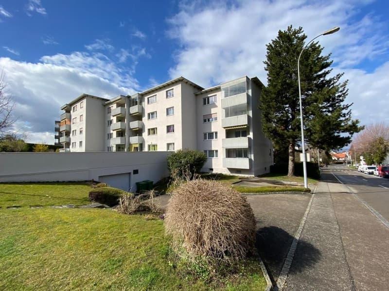 Charmante Penthouse-Wohnung mit fantastischer Aussicht (1)
