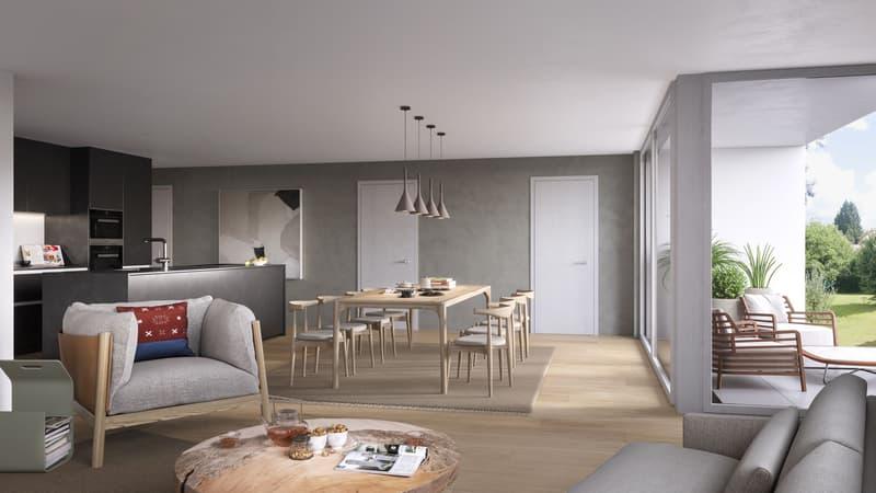Sonnige und ruhige Wohnlage (2)