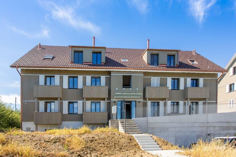 Extra breiter Tiefgaragenplatz in neuer Überbauung mit Eigentumswohnungen (1)