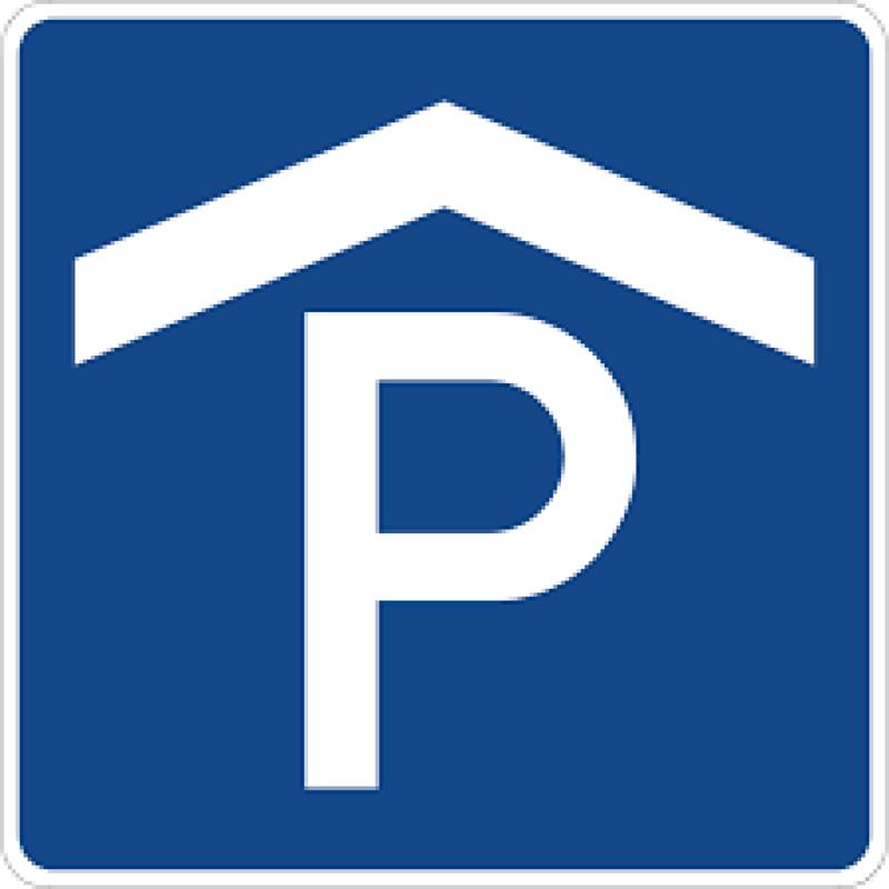 Parkplatz an der Bahnhoftsrasse, Rheineck (1)