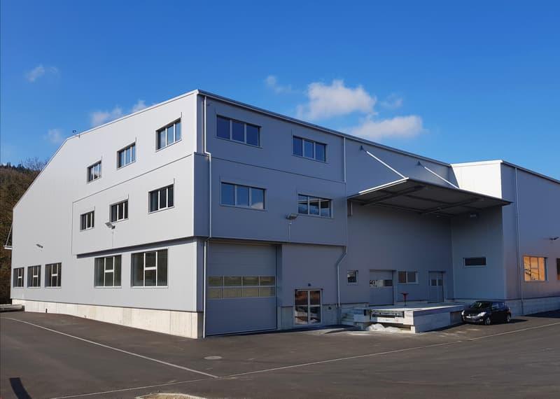 Attraktive Büroräumlichkeit im Neubau (1)