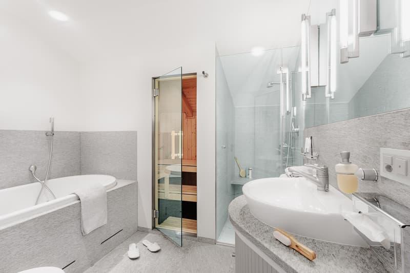 5 ½ Zimmer-Möblierte Wohnung, 7513 Silvaplana-Surlej (5)