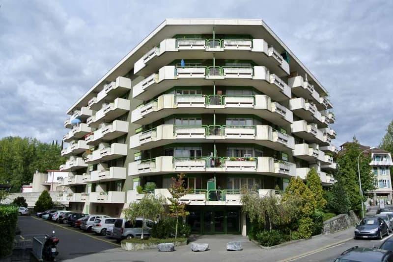 Bel appartement lumineux 2.5 pièces (1)