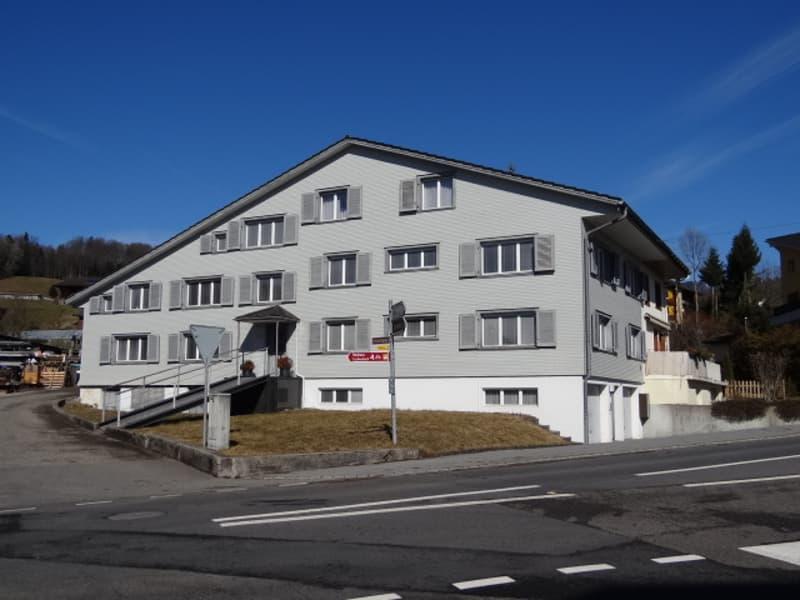 Ansicht Wohnhäuser