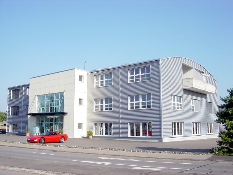 ZENTRUM THURFELS - Büro, Praxis, Atelier, Ladenfläche (1)