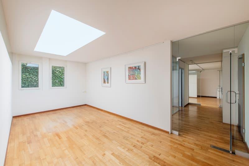 Büro- oder Praxisräume am Zürichberg (2)