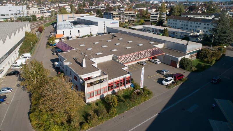 Parkplätze nähe Bahnhof Weinfelden (1)