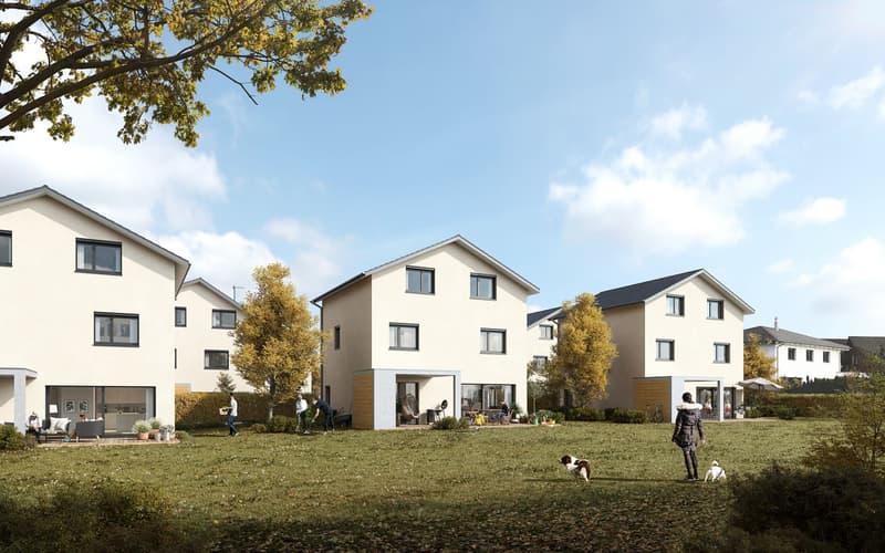 Attraktives 5.5 Zimmer Reiheneinfamilienhaus! (2)