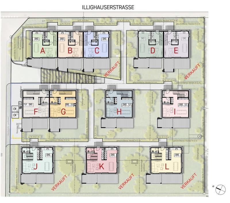5.5 Zimmer Einfamilienhaus mit grosszügigem Garten! (13)