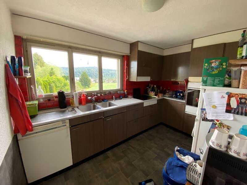 Mehrfamilienhaus mit zwei Wohnungen und Garten (5)