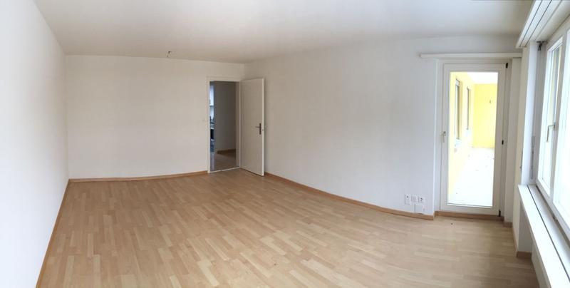 Grosse 3.5 Zimmer Wohnung zum fairen Preis (2)
