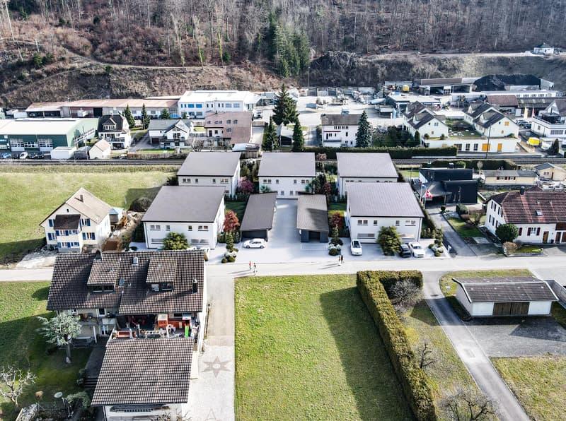 BAUFREIGABE ERHALTEN / 10 NEUE EFH ZUM TOP PREIS  (BEZUG SPÄTESTENS ENDE 2022) Haus D (2)