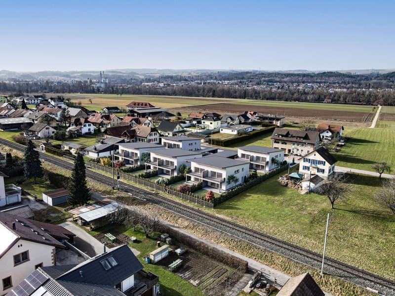 BAUFREIGABE ERHALTEN / 10 NEUE EFH ZUM TOP PREIS  (BEZUG SPÄTESTENS ENDE 2022) Haus D (1)
