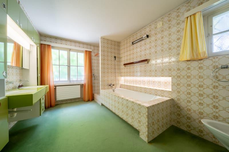 Haupthaus Badezimmer